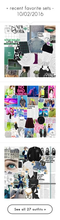 """""""+ recent favorite sets - 10/02/2016"""" by i-love-stan-the-man ❤ liked on Polyvore featuring AMIRI, ASOS, Serfontaine, Crate and Barrel, HomArt, GALA, Aéropostale, Ryan Roche, Sharpie and Brinkhaus"""