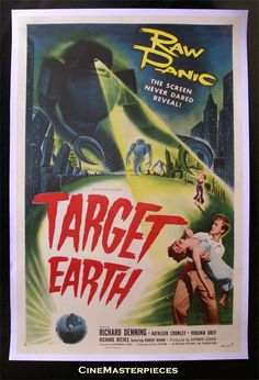 old sci fi | Classic Sci Fi Posters - smart reviews on cool stuff. #Scifidelic