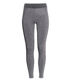 H&M Seamless base layer leggings $19.95