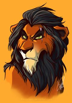 Scar by Karolykan on @DeviantArt