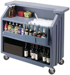 Belson | Gallery | BAR540 | Portable Bar | CamBar