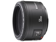 EF50mm f1.8 Canon Lens. Great lens with high cost performance and expressive capacity.