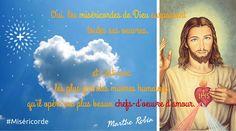 Miséricorde de Dieu Coeur de Jésus