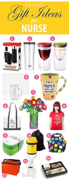 Nurse gifts + 14 great appreciation gifts for nurses #nurse http://vividgiftideas.com/2014/04/09/unique-national-nurses-week-gift-ideas-2014/