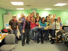 Fall 2010 Staff pic