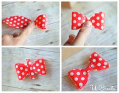 #DIY Gift Wrap Bows with Duct Tape. #Christmas #Gifts #Holidays