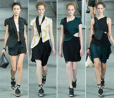 3.1 Phillip Lim Spring/Summer 2015 Collection - New York Fashion Week