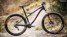.Orbea  Loki 27+ H10 review http://www.bikeradar.com/mtb/gear/category/bikes/mountain-bikes/hardtail/product/review-orbea-loki-27-h10-50372/ #bike #review #bicycle #B+ #650+