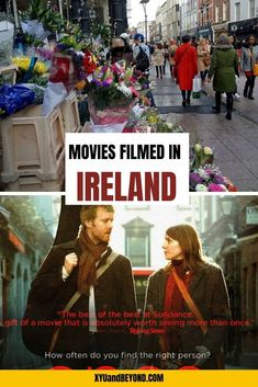 43 of the best Irish movies to watch. Planning a visit to Ireland? Then you will want to catch up on some of the best Irish movies filmed here. Travel Advice, Travel Guides, Irish Movies, Ireland Travel, Film Movie, Budget Travel, Movies To Watch, Good Things, How To Plan