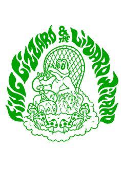 31 Gizz Ideas Lizard Album Art Wizard
