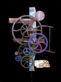 Carl Zachmann - Machine Art - SO COOL!
