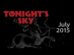KIKKA: GUIA astronomica: ver PLANETAS DE JULIO 2015: #Astronomía eventos, efemerides, con telescopio el cielo nocturno lluvia de estrellas HEMISFERIO NORTE Y SUR