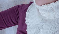 Helpot pitsivillasukat Novitan ohjeella | Bonjour Positivity Crochet Scarves, Neck Warmer, Shawl, Knitting, Bonjour, Tricot, Breien, Stricken, Weaving