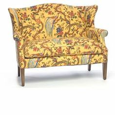 MARY'S SETTEE - View All - Settees - Furniture - Calico Corners