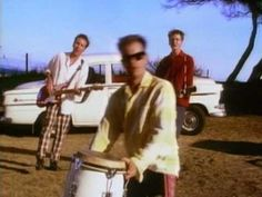 Crowded House - Weather With You: RIP Peter Jones (Crowded House drummer 1994-1997) who dies aged 45, 20th May 2012 - Not featured in this video