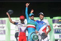 Il Lombardia podium