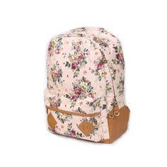4cf6893e334ce Plecak kwiaty topshop retro vintage floral zara