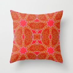 Pillow CoverTrow PillowVintage PillowDorm by 2sweet4wordsDesigns, $35.00