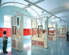Picture This exhibit at the Building Museum by mgmt. design