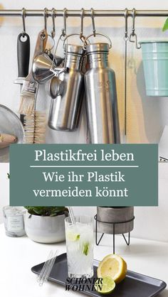 Living plastic-free: How to avoid plastic at home – Diet healthy food Bloğ Christmas Shopping, All Things Christmas, Halloween Scrapbook, Metal Spring, Halloween Party Invitations, Healthy Diet Recipes, Plastic Waste, Polyurethane Foam, Crazy People