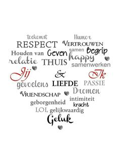 Yep, dat zijn wij ^^ The Words, Words Quotes, Me Quotes, Sayings, Dutch Words, Qoutes About Love, Dutch Quotes, Beautiful Words, Positive Quotes