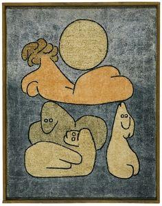 art-and-fury:Le Torse et les Siens (à la Pleine Lune) - Paul Klee(previous)