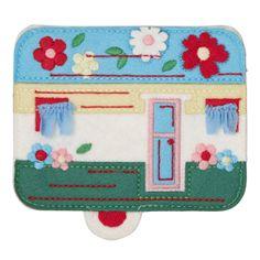 Knitting, Sewing & Crafts   Caravan Needle Case   CathKidston