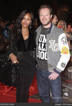 Celebrity Couple: Maximillion Cooper & Eve