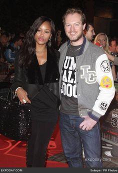 Celebrity Couple: Maximillion Cooper & Eve