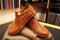 Simone Righi Frasi Huaraches Sandals