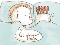 Goodnight Arrows