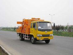 Road maintenance equipment