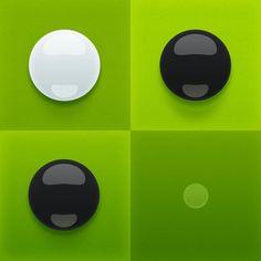 Fresh Reversi iOS Icon