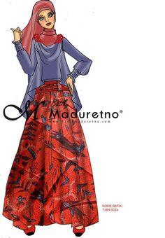Batik Maduretno