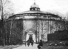 Lwów, Panorama Racławicka, ok. 1900
