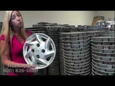 Automotive Videos: Chevrolet Prizm Hub Caps, Center Caps & Wheel Covers - YouTube #chevrolet #chevroletprizm #chevy #chevyprizm #prizm #geo #hubcaps #centercaps #wheelcovers