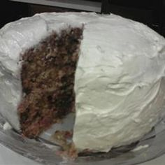 """Beetnik Cake Recipe"""