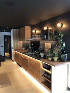 Villa Älvnäs. J.Israelson / NorraGotland Liquor Cabinet, Bathroom Ideas, Villa, Kitchen Cabinets, Interiors, Architecture, Storage, Furniture, Home Decor