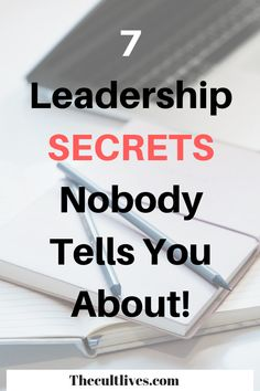 Get to know the 7 Leadership Secrets!