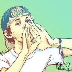 This is a cool drawing of Nialler!