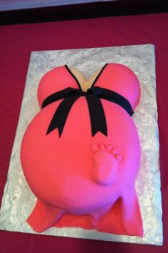 Baby shower cake! OMG ZEST BAKERY IN SAN CARLOS CAN TOTALLY DO THIS>>>> they are friends and they are gluten free