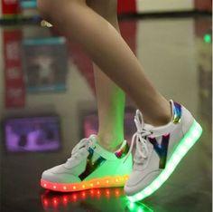 Leisure Y mesh flat shoes
