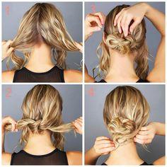 3 tutos coiffures pour être sublime - Les Éclaireuses