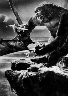 King Kong de Ernest B. Shoedsack et Merian C. Cooper http://www.editionsmontparnasse.fr/p951/King-Kong-DVD-collection-RKO