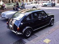 Mini Monaco ( often wrongly called a  Buckle )