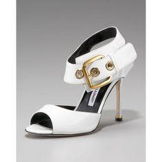 Manolo Blahnik - 'Koyina' Sandals