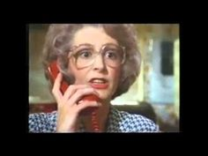 British Telecom advert from 1988 with Maureen Lipman - Ology - YouTube ... One of my favourites!