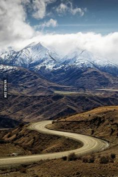 I will visit New Zealand one day