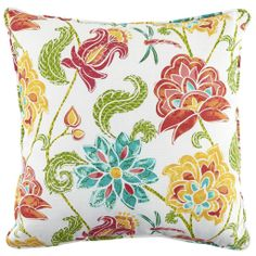 Noonday Floral Pillow, Pier 1 Imports