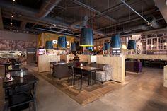 Amerikka   Retail & hospitality spaces